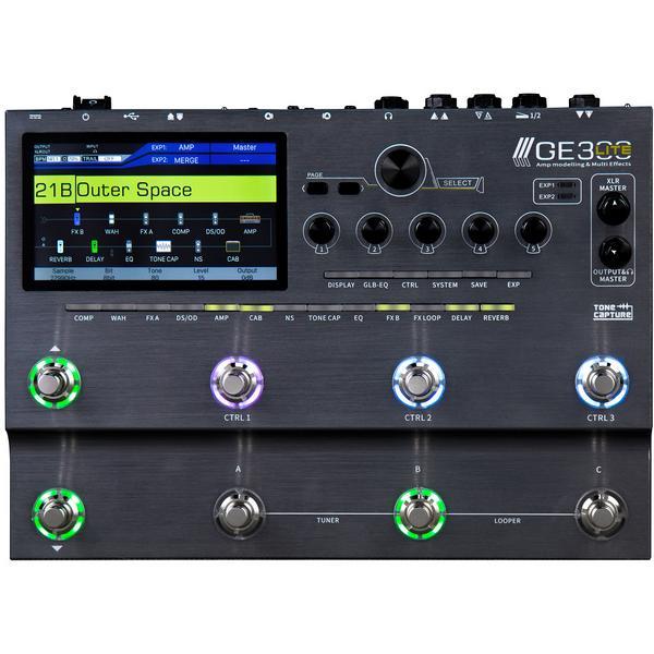Гитарный процессор Mooer GE300 Lite