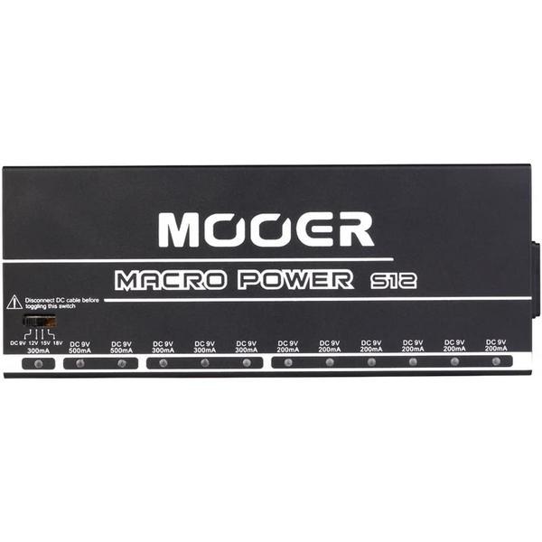 Адаптер питания Mooer Macro Power S12