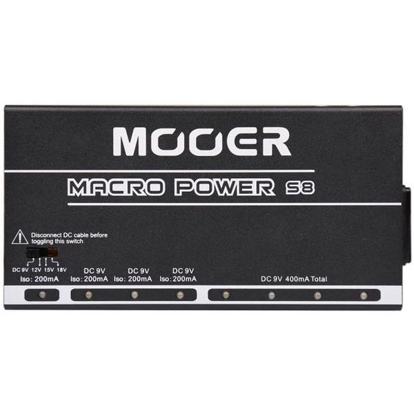 Адаптер питания Mooer Macro Power S8