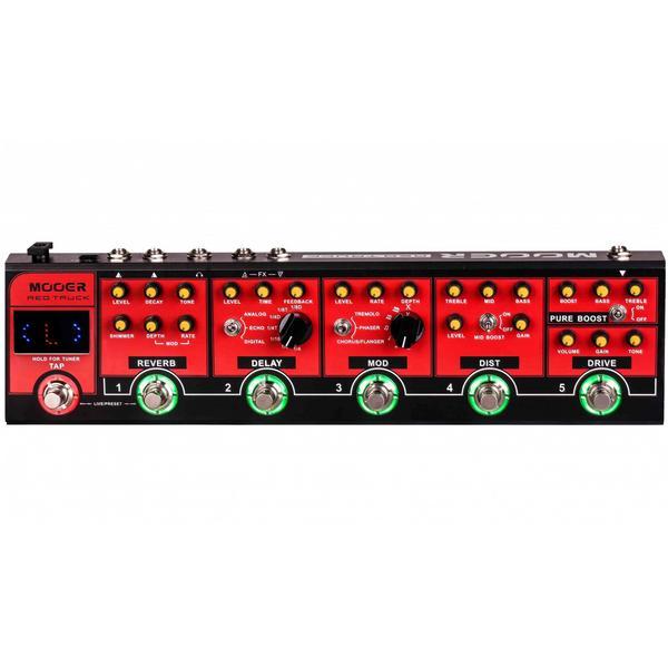 Гитарный процессор Mooer Red Truck