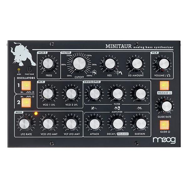 Синтезатор Moog Minitaur Black