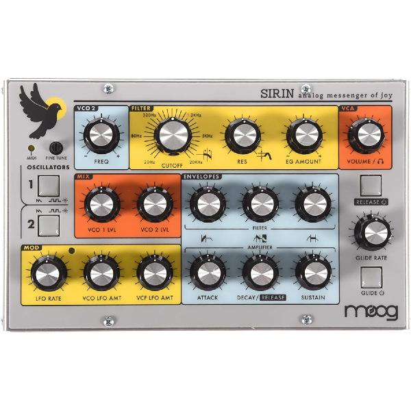 Синтезатор Moog Sirin