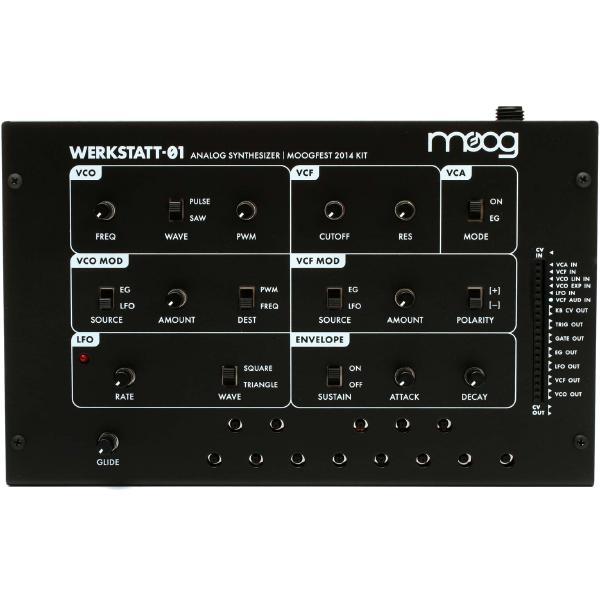 Синтезатор Moog Werkstatt