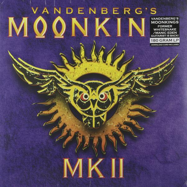 Vandenberg's Moonkings Vandenberg's Moonkings - Mk Ii laser head dcs p8i mk ii sacd