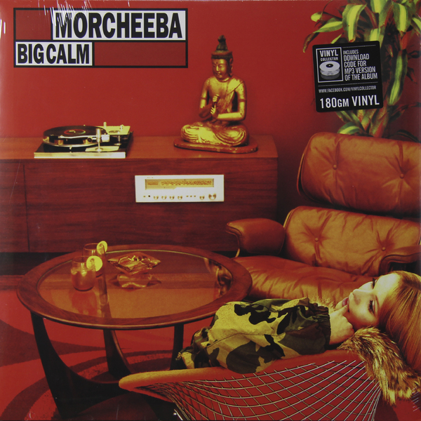 Morcheeba Morcheeba - Big Calm (180 Gr)