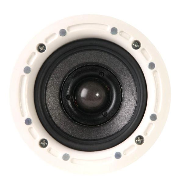 Встраиваемая акустика Morel MHC400 White (1 шт.) встраиваемая акустика morel cw600 white пара
