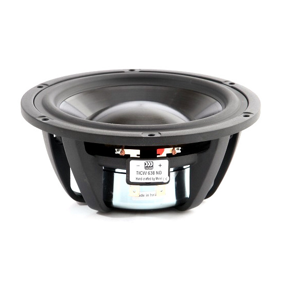 Динамик НЧ Morel Titanium Former Woofer TICW 638ND (1 шт.) morel classic advanced woofer caw 428 1 шт