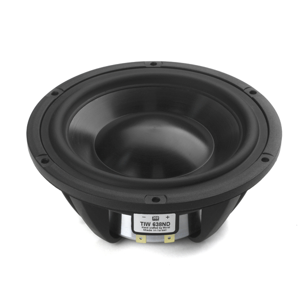 Динамик НЧ Morel Titanium Former Woofer TIW 638ND (1 шт.)