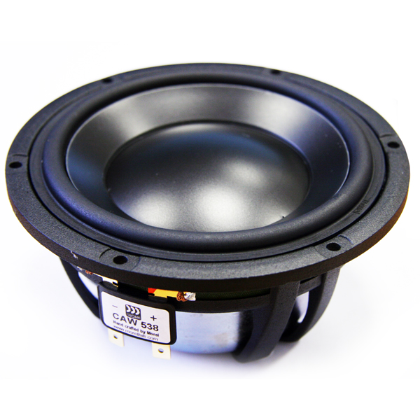 Динамик НЧ Morel Classic Advanced Woofer CAW 538 (1 шт.) morel classic advanced woofer caw 428 1 шт