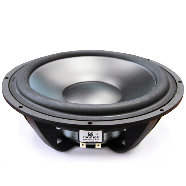 Динамик НЧ Morel Classic Advanced Woofer CAW 938 (1 шт.) morel classic advanced woofer caw 428 1 шт