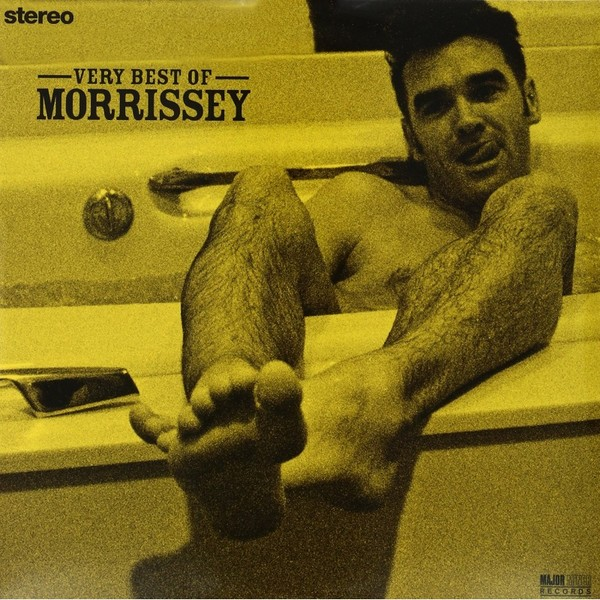 Morrissey Morrissey - Very Best Of (2 LP) brand new styling luxury leather 5 color 3d car seat covers front
