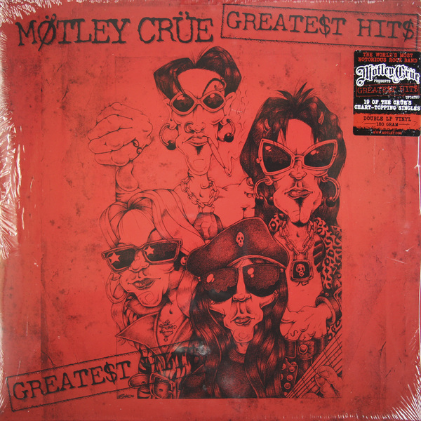 Motley Crue Motley Crue - Greatest Hits motley crue motley crue the end live in los angeles 2 lp dvd