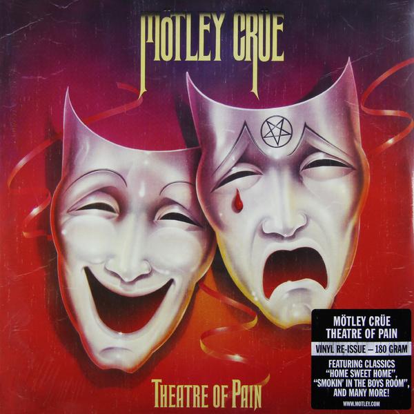 Motley Crue Crue-theatre Of Pain (180 Gr)