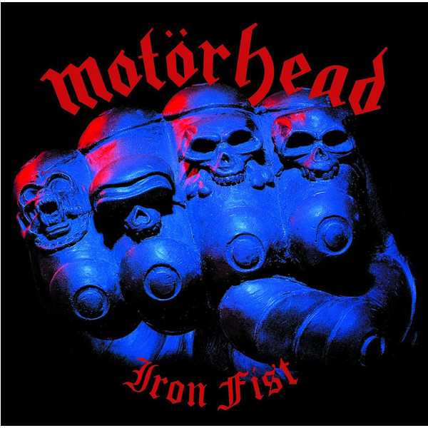 Motorhead Motorhead - Iron Fist motorhead motorhead what s wordsworth page 9