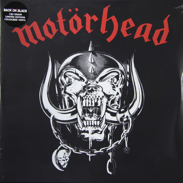Motorhead Motorhead - Motorhead (2 Lp, 180 Gr) цена