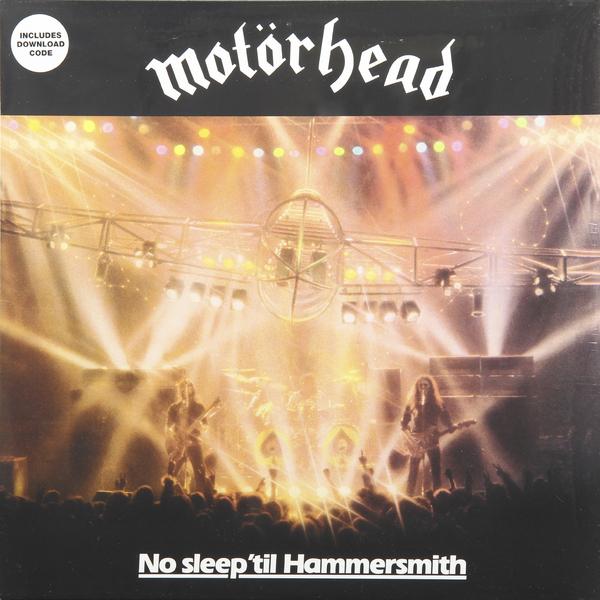 Motorhead Motorhead - No Sleep Til Hammersmith чулки seven til midnight большого размера с кружевной резинкой xl телесный