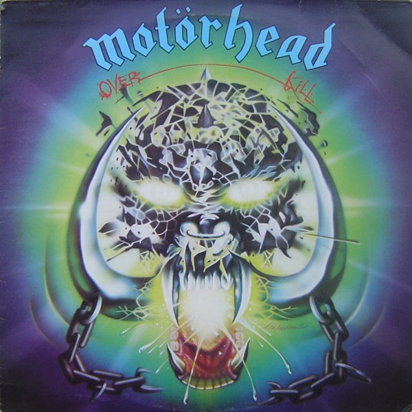 Motorhead Motorhead - Overkill overkill