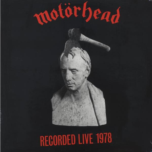Motorhead Motorhead - What's Words Worth (colour) printio motorhead