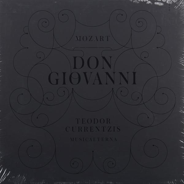 Mozart Mozart - Don Giovanni (4 LP) mozart mozart piano concertos 10 27