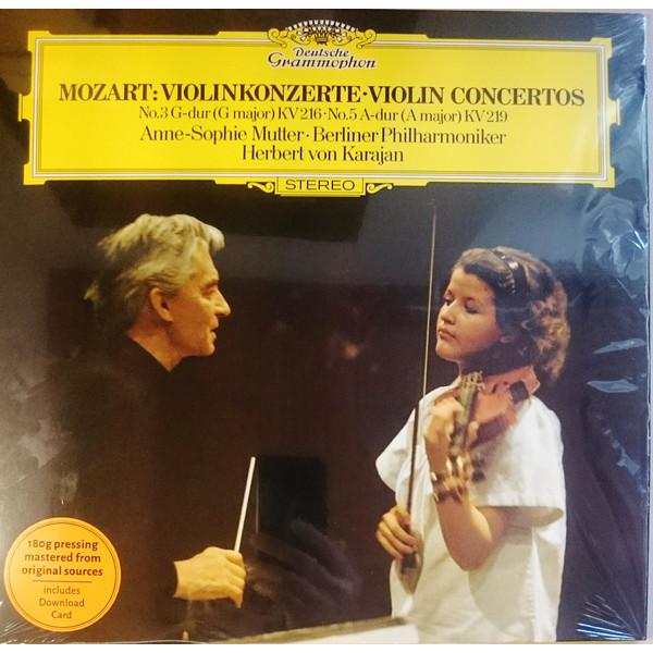 Mozart Mozart - Violin Concertos 3 5 mozart for kids