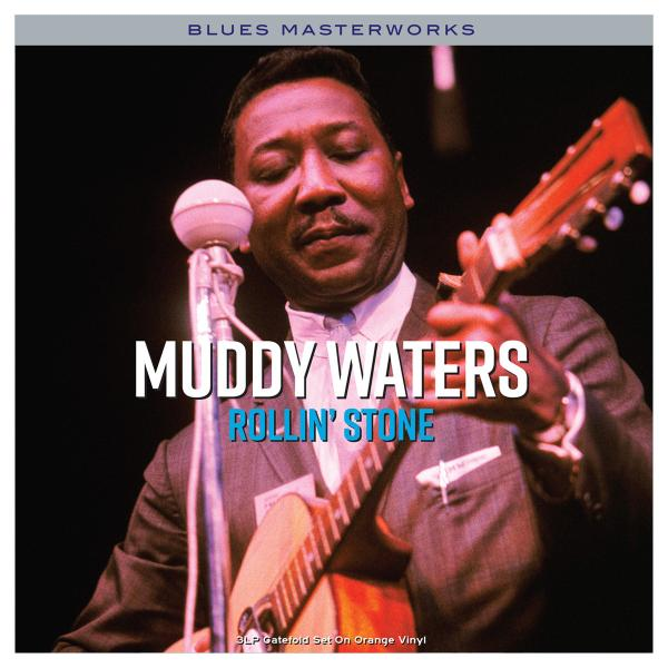 Muddy Waters Muddy Waters - Rollin' Stone (3 Lp, Colour) rushing waters