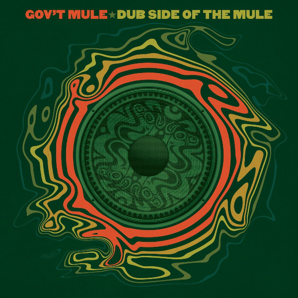 Gov't Mule Gov't Mule - Dub Side Of The Mule (2 LP)
