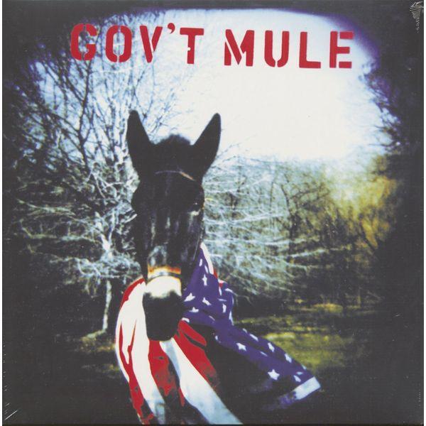 Gov't Mule Gov't Mule - Gov't Mule (2 LP) falan mule vintage men wallets genuine leather long zipper clutch purse fashion brand male phone wallet