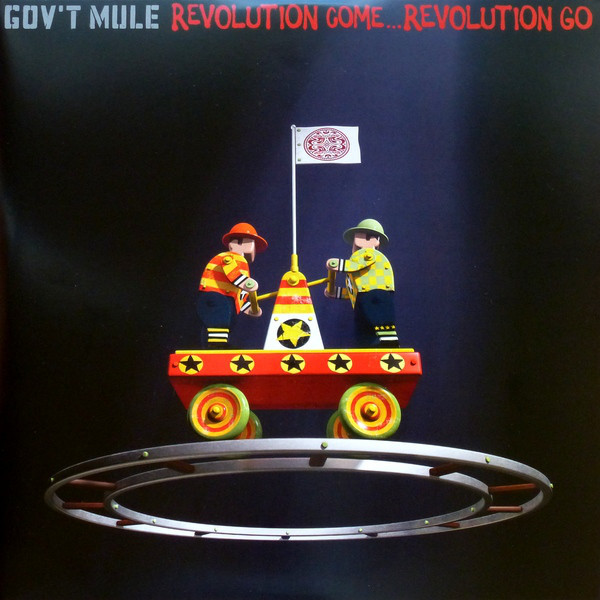 Govt Mule - Revolution Come... Go (2 LP)