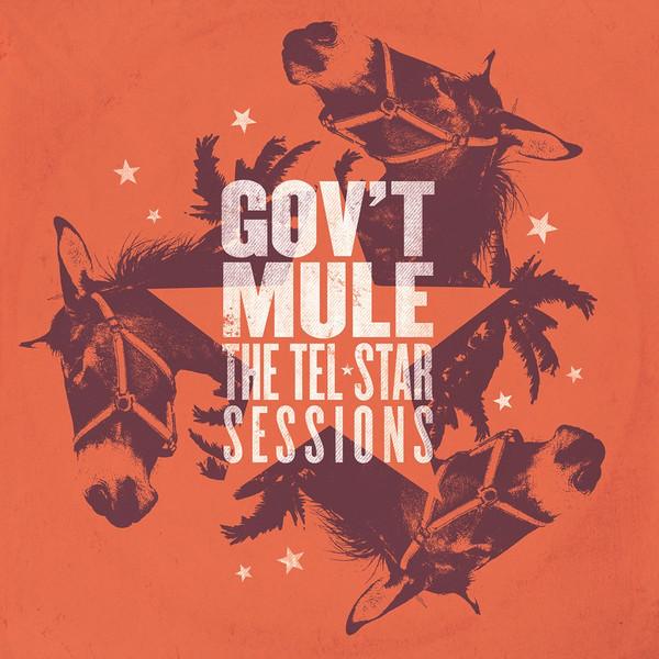 Gov't Mule Gov't Mule - Tel - Star Sessions (2 LP)