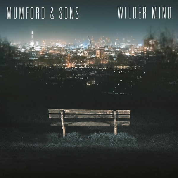 Mumford Sons Mumford Sons - Wilder Mind brush а 26 650мм