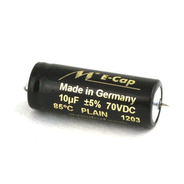 Конденсатор Mundorf E-Cap AC Plain 70 VDC 10 uF ac 125v 4a 6p pins waterproof ip67 cable gland aviation connector plug w cap