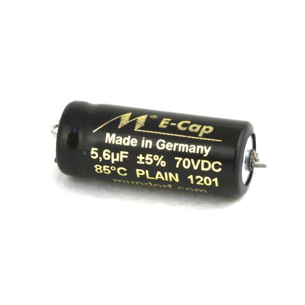Конденсатор Mundorf E-Cap AC Plain 70 VDC 5.6 uF