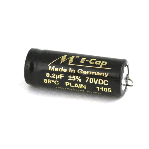 Конденсатор Mundorf E-Cap AC Plain 70 VDC 8.2 uF