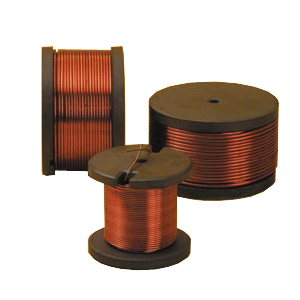 Фото - Катушка индуктивности Mundorf M-Coil BV drum-core BH100 3.3 mH 1.0 mm