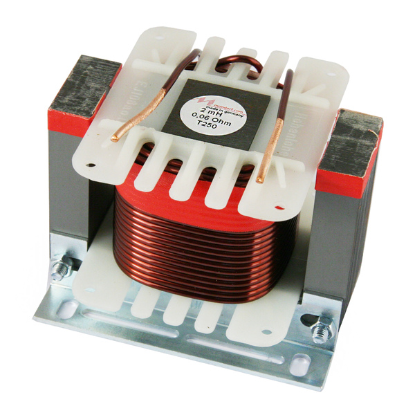Катушка индуктивности Mundorf M-Coil transformer-core T250 2.0 mH 2.50 mm 21mm piezoelectric ceramic power generation new energy power generation bimorph new material pzt ceramic power generation