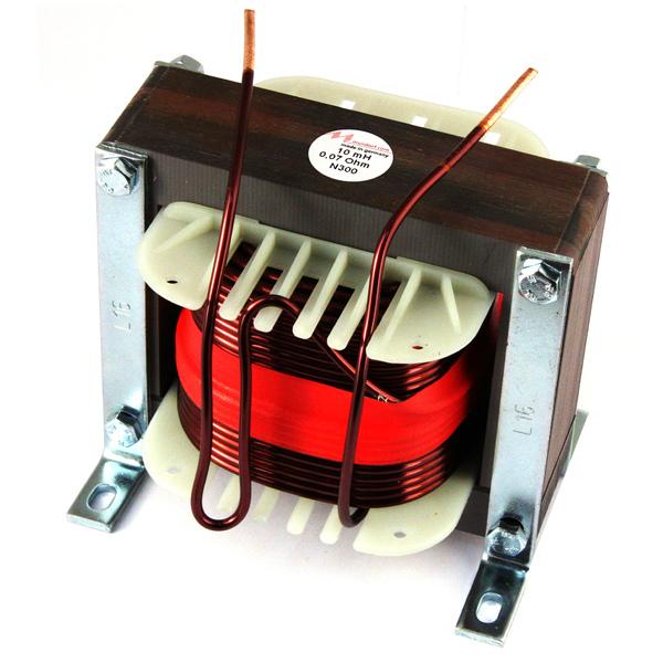 Катушка индуктивности Mundorf M-Coil zero-ohm N300 10 mH 3.00 mm катушка индуктивности mundorf m coil zero ohm n300 22 mh 3 00 mm