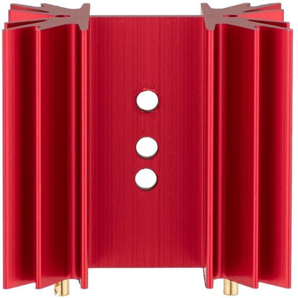 Фото - Радиатор Mundorf MResist Ultra Heatsink, THT, длина винта 12 мм радиатор
