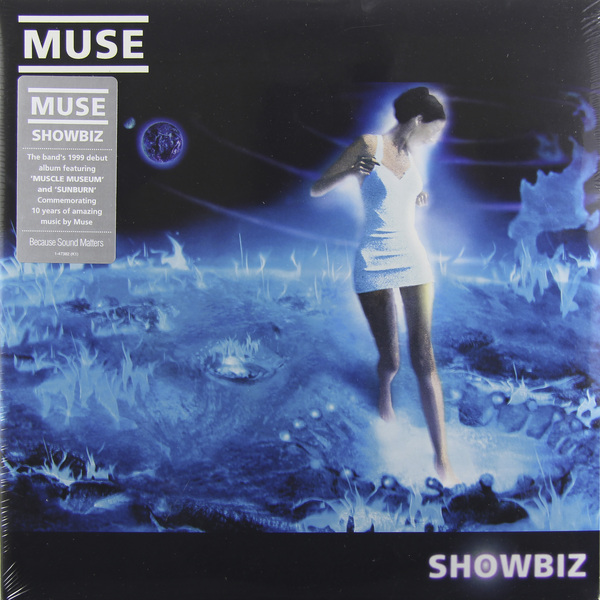 MUSE MUSE - Showbiz muse muse haarp cd dvd