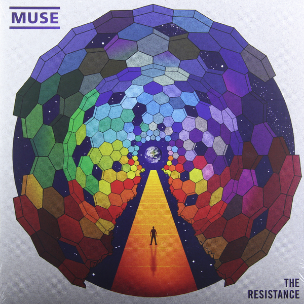 MUSE MUSE - The Resistance (2 LP) muse muse haarp cd dvd