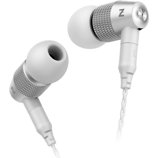 Внутриканальные наушники MusicDealer S Silver