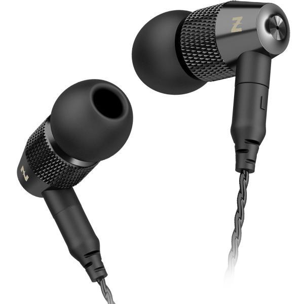 Внутриканальные наушники MusicDealer S Black