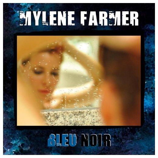 Mylene Farmer Mylene Farmer - Bleu Noir (2 LP) port noir port noir   any way the wind carries  2 lp
