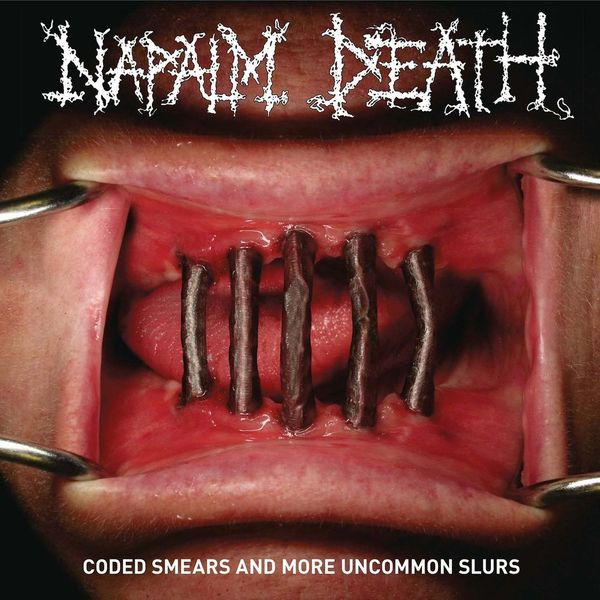 Napalm Death Napalm Death - Coded Smears And More Uncommon Slurs (2 Lp, 180 Gr) cannibal corpse napalm death rio de janeiro