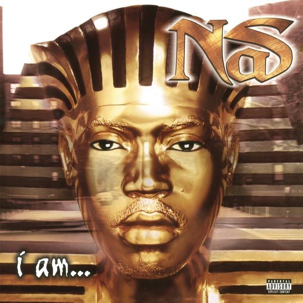 NAS NAS - I Am… (2 LP) цена