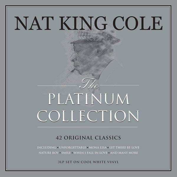 Nat King Cole - Platinum Collection (colour, 180 Gr, 3 LP)