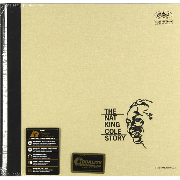 Nat King Cole Nat King Cole - The Nat King Cole Story (5 Lp, 45 Rpm) пальто alix story alix story mp002xw13vuo