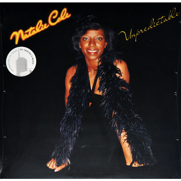 Фото - Natalie Cole Natalie Cole - Unpredictable natalie natalie everything new
