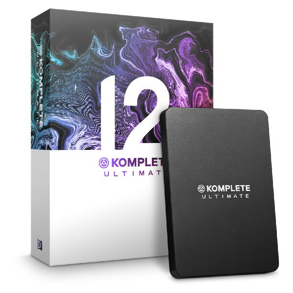 Программное обеспечение Native Instruments Komplete 12 Ultimate UPG (K8-12)