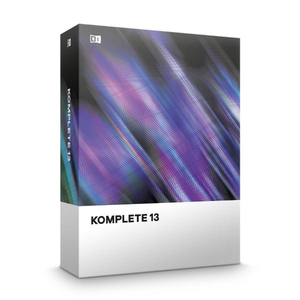 Программное обеспечение Native Instruments Komplete 13