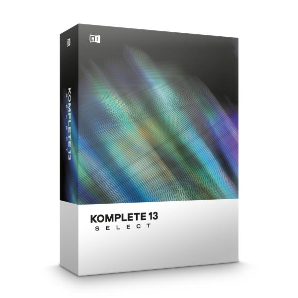 Программное обеспечение Native Instruments Komplete 13 Select